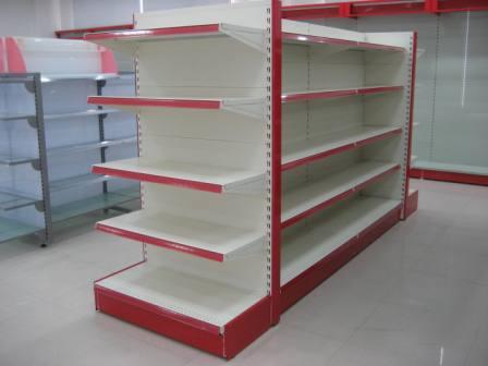 背板超市货架