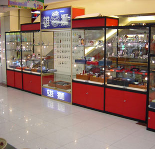 供应专卖店展示架