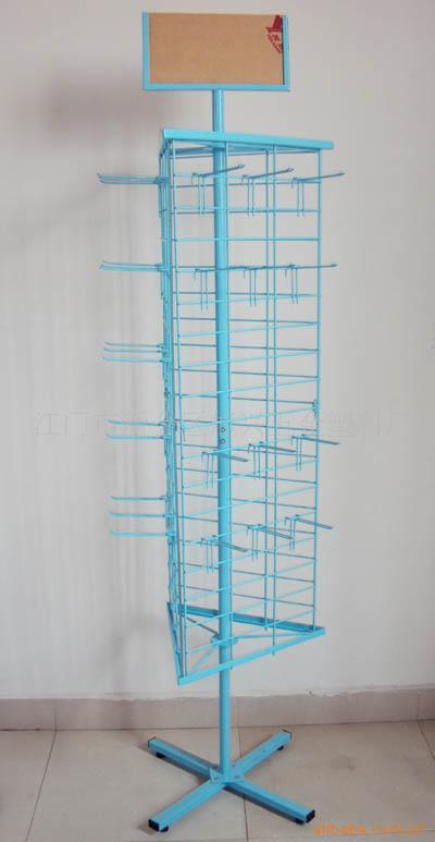 旋转式展示架