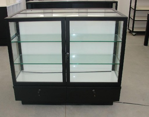 玻璃品展示架