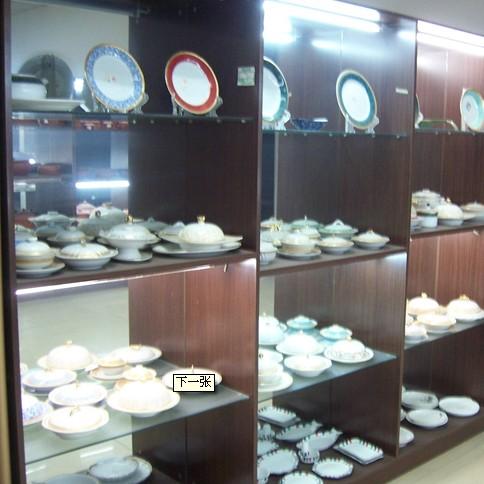 餐具类展示架