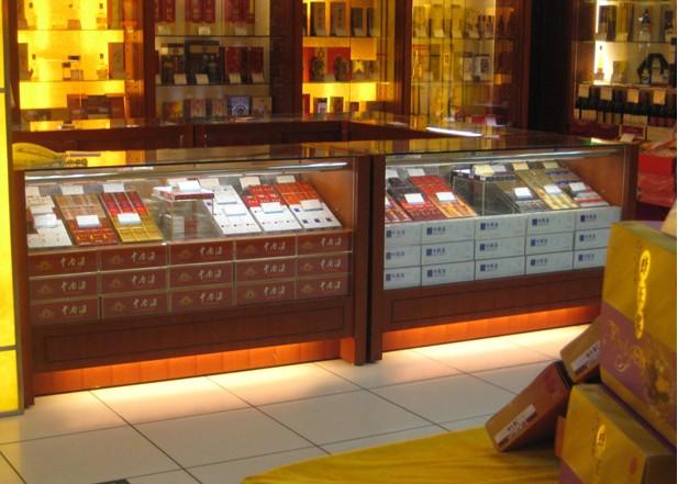 烟酒店展示架供应