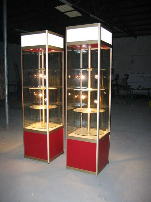 供应钛合金展示架