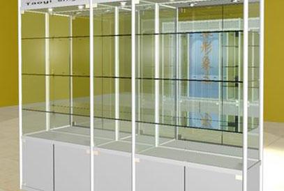 玻璃品展示架-01